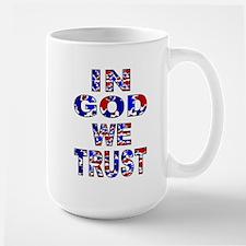 In God camo Mug