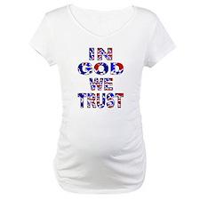 In God camo Shirt