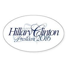 Hillary Clinton Decal