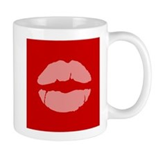 Marriage Equality Lips Symbol Mug