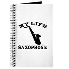 My Life Saxophone Journal