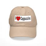 I Love Cappuccino Cap