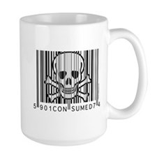 barcode_for_light Mugs