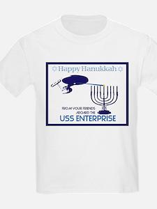 Enterprise Hanukkah T-Shirt