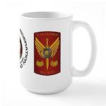 USS Gladius Large Mug