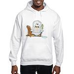 Eskimo Penguin Hooded Sweatshirt