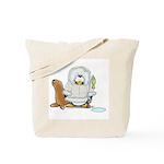 Eskimo Penguin Tote Bag