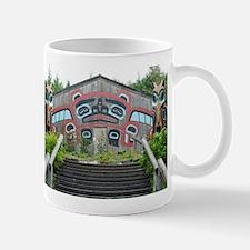 Clan House, Ketchikan, Alaska Mug