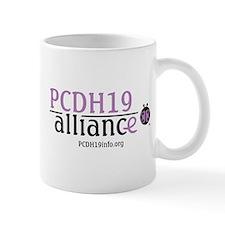 PCDH19_LOGOinfob_03_22_13_large Mugs