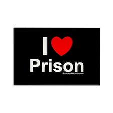Prison Rectangle Magnet