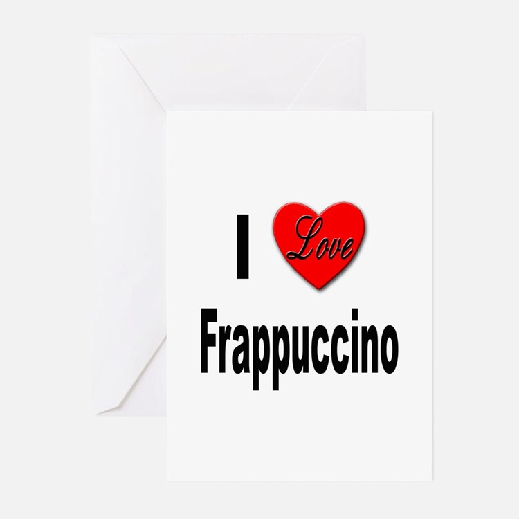 i love starbucks greeting cards  card ideas, sayings, designs, Greeting card