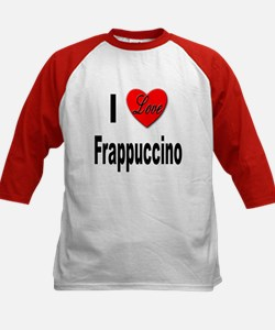 I Love Frappaccino (Front) Tee