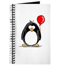 Red Balloon Penguin Journal