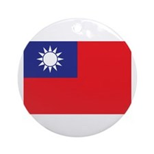 Taiwan1 Ornament (Round)