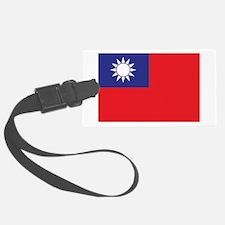 Taiwan1 Luggage Tag