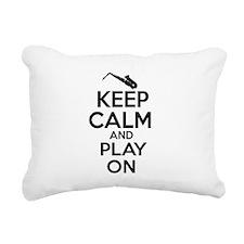 Alto lover designs Rectangular Canvas Pillow