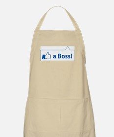Like a Boss! Funny, Cool In-design Apron