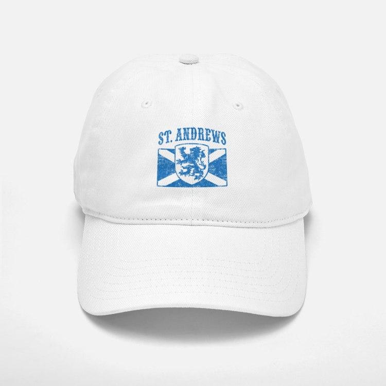 St. Andrews Scotland Baseball Baseball Cap