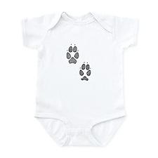Coyote Tracks Infant Bodysuit