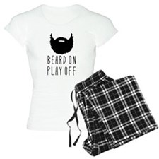 Beard On Play Off Playoff Beard Pajamas
