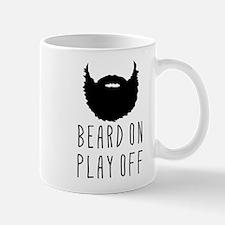 Beard On Play Off Playoff Beard Mug
