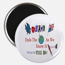 Obama and Iran Magnet