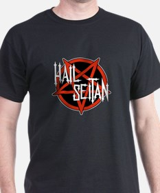 Hail-Seitan-Large2 T-Shirt