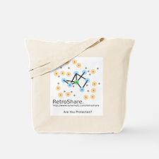 retroshare Tote Bag