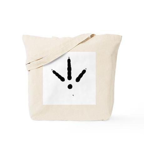 Turkey Track Tote Bag