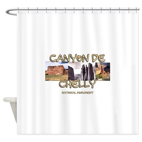 ABH Canyon de Chelly Shower Curtain
