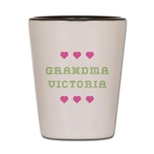 Grandma Victoria Shot Glass