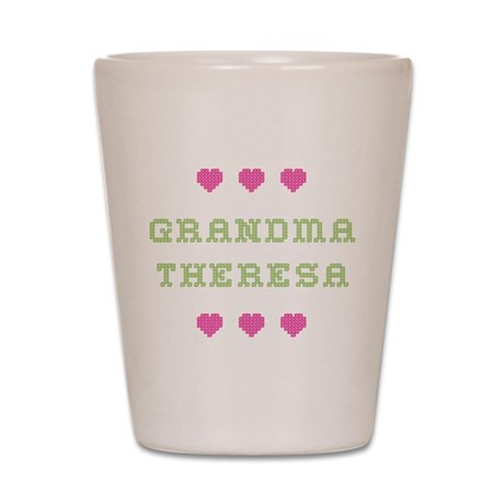 Grandma Theresa Shot Glass