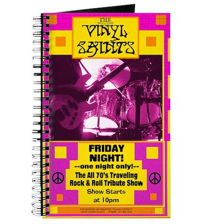 Vinyl Saints Journal