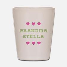 Grandma Stella Shot Glass