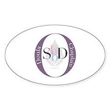 official stillbirthday chaplain logo! Decal
