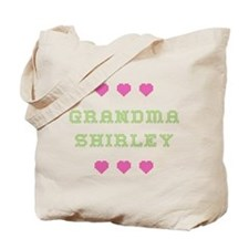 Grandma Shirley Tote Bag