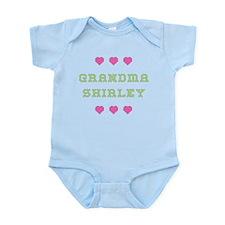 Grandma Shirley Body Suit