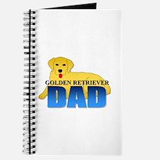 Golden Retriever Dad Journal