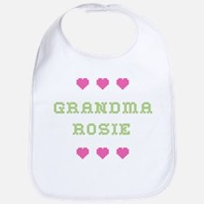 Grandma Rosie Bib