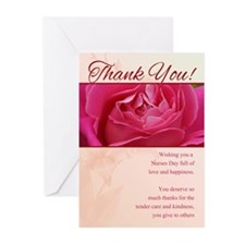 Nurses Day Thank You Greeting Card (Pk of 20)