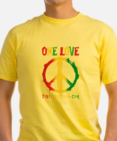 ONE LOVE - ALL T-Shirt