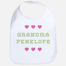 Grandma Penelope Bib