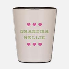 Grandma Nellie Shot Glass