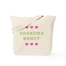 Grandma Nancy Tote Bag