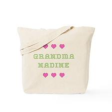 Grandma Nadine Tote Bag