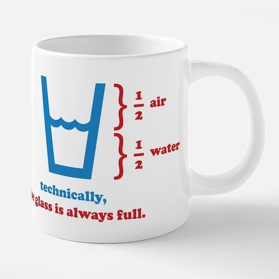 Always Full Mugs