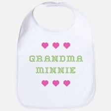 Grandma Minnie Bib