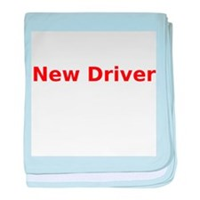 New Driver baby blanket