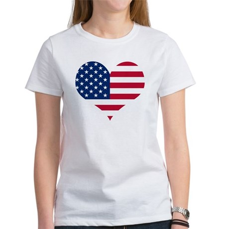 American Heart Women's T-Shirt