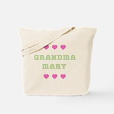 Grandma Mary Tote Bag